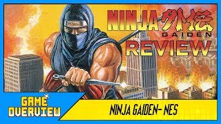 Game OverView - Ninja Gaiden