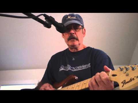 Johnny Hickman - Lucky (Cover)