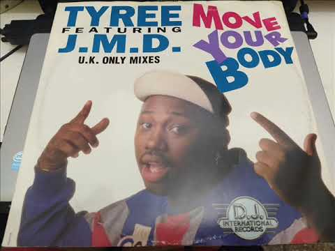 TYREE (MOVE YOUR BODY) HIPPER HOUSE MIX