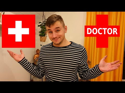 How did I become a doctor in Switzerland? This is my story.