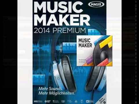 How To Download MAGIX Music Maker 2014 Premium For Free