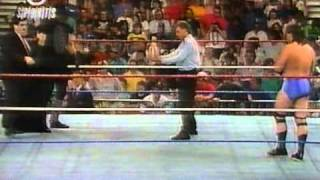 1991 06 17 Prime Time   Undertaker vs Scott Bazo