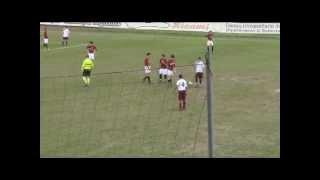 Sean Giannelli goal Arezzo 2-3 Chimera
