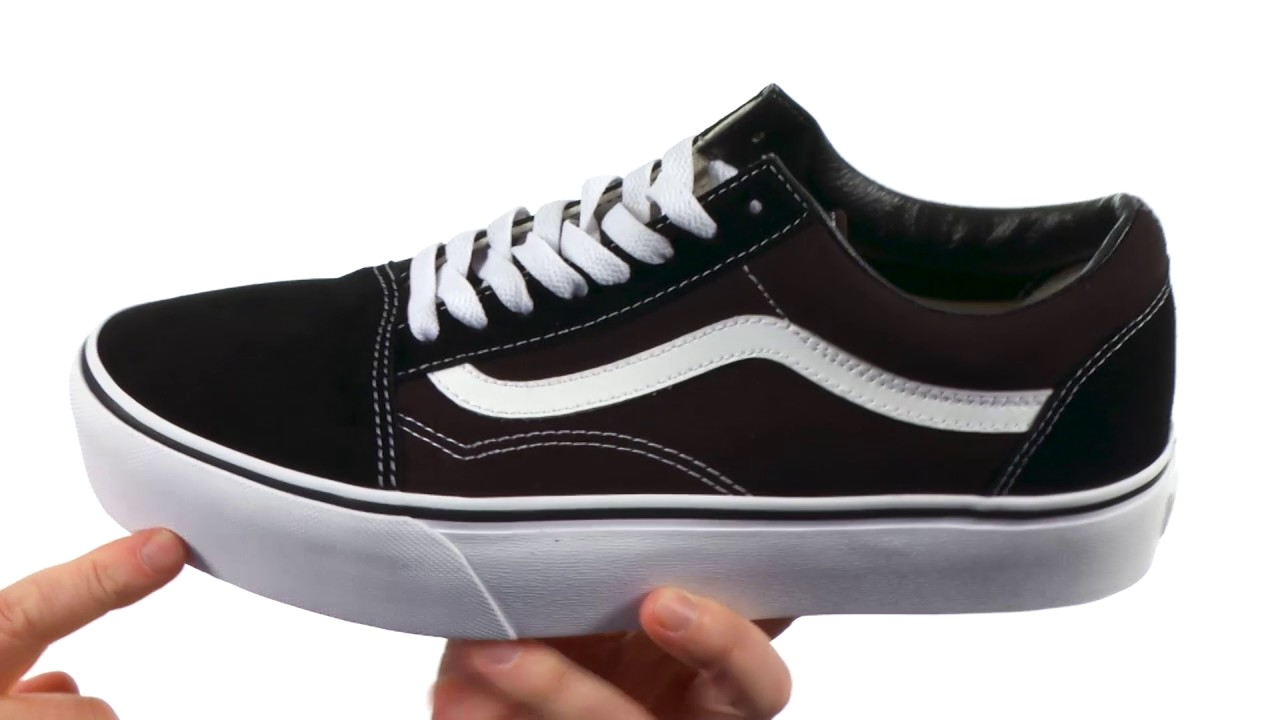 vans old skool platform 38