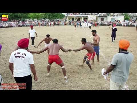 BABA BAKALA SAHIB (Amritsar) Q2 ਸ਼ਿਕਾਰ ਮਾਛੀਆਂ VS ਖੰਡੂਰ ਸਾਹਿਬ  🔥 KABADDI CUP 🔥 FULL HD 🔥 PART 5