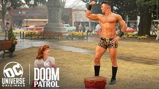DC UNIVERSE | DOOM PATROL | FLEX PATROL