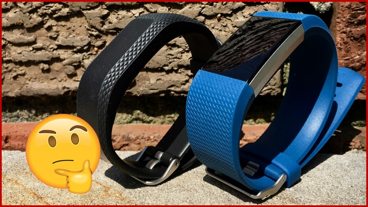 Fitbit Charge 2 Vs Garmin Vivosmart 3 ON SALE! - YouTube