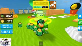 This Gamepass is just UNFAIR! *WAY TO OVERPOWERED!* (Roblox Leprechaun Simulator)