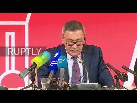 Russia: Uzbek businessman Rakhimov elected as new AIBA President