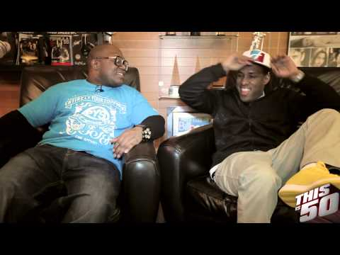 Whoo Kid's Untold 50 Cent Stories: Fights, Hiring Process...