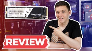 Best NVMe SSD? | WD Black 1TB Review