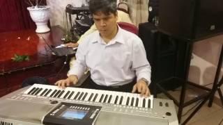 Organ Minh Lai Khiếm Thị - Khúc Hát Người Đi Khai Hoang - 2017