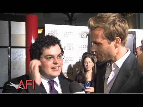 AFI FEST 2010: Josh Gad and Gabriel Macht on LOVE AND OTHER DRUGS