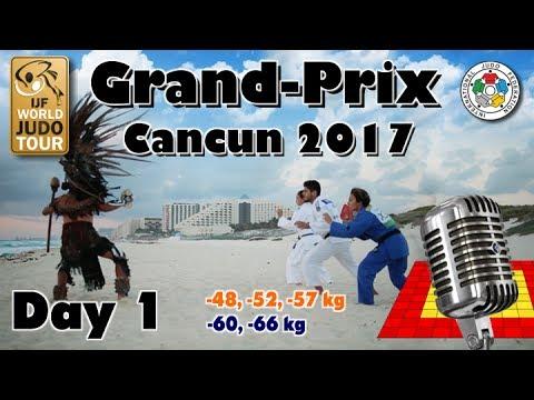 Judo Grand-Prix Cancun 2017: Day 1