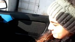 Немного музыки в машине