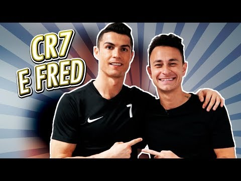 CRISTIANO RONALDO AND FRED, THE GREAT MEETING