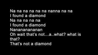 Na Na Na (I Found a Diamond) Minecraft Song /w Lyrics!