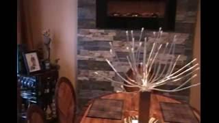 Идеи домашнего декора- Наш настенный камин(, 2016-09-01T21:23:03.000Z)