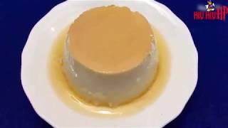 Hướng dẫn làm bánh kem Flan cực ngon và đã!!!
