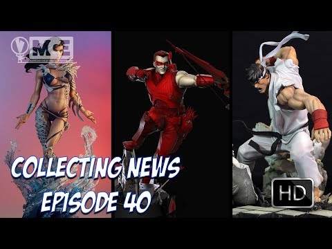 MCE Collecting News Episode 40 - LIVE SHOW, Latest Reveals, CHAT