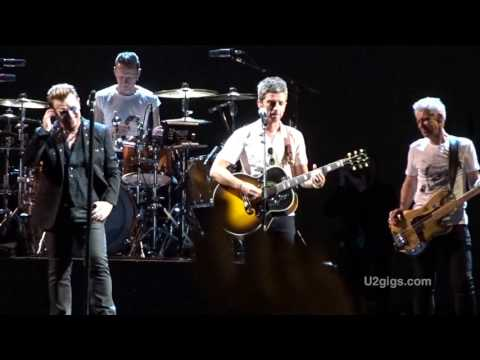 U2 & Noel Gallagher Don't Look Back In Anger London 20170708  U2gigs.com