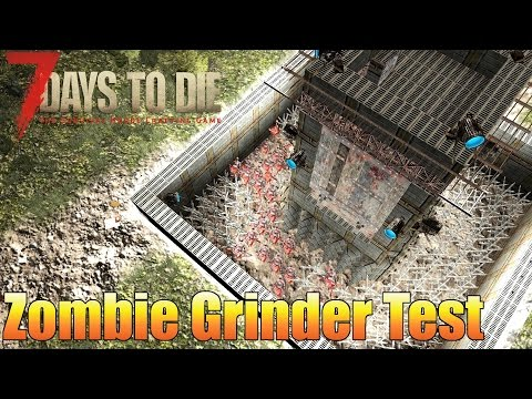 how to make a drawbridge in 7 days to die