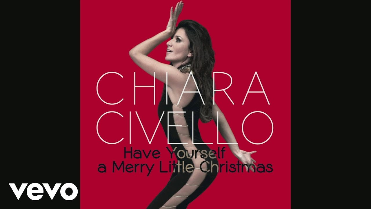 Chiara Civello - Have Yourself a Merry Little Christmas - YouTube