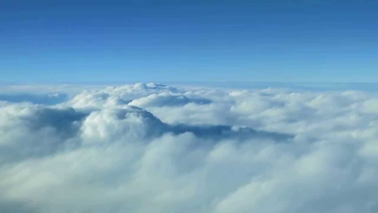flying above the clouds i what s up pilot youtube