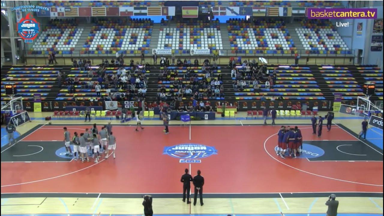 U18m fc barcelona vs real madrid final cpto espa a endesa junior basketcantera tv youtube - Oficina fecsa endesa barcelona ...