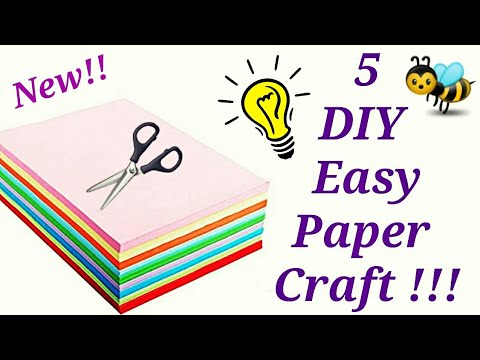 paper-craft-easy-and-creative-summer-camp-activities|paper-art|rainy-day-activities-n-craft