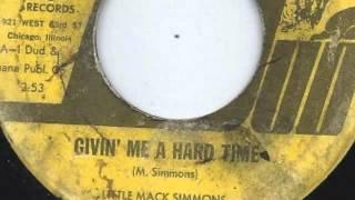 Little Mack Simmons - Givin
