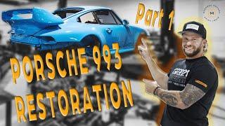Porsche 993   Restoration   Bespoke Motors