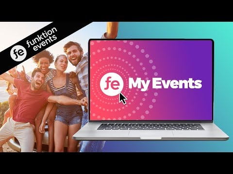 MY EVENTS | Your Own Personal VIP Events Area