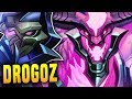 EASY DAMAGE DROGOZ!! | Paladins Drogoz Gameplay & Build