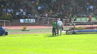 110m hurdles men fbk 2011 season best dayron robles 13 07s slowmo