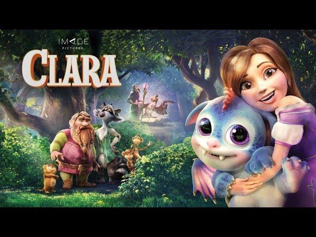 Clara   Official Teaser   Trailer #2 2019 Animated Movie HD