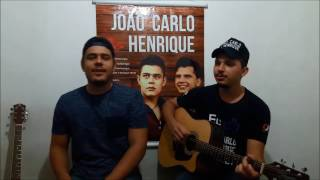 A mala é falsa - Felipe araujo ft. Henrique e Juliano (Cover - João Carlo e Henrique)