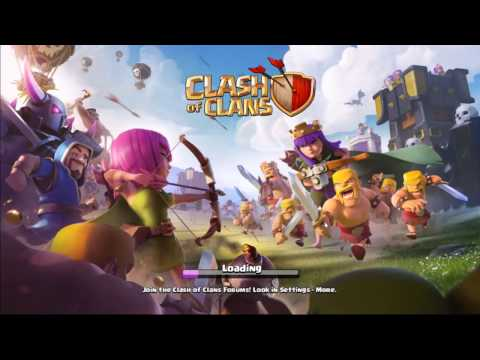 Clash Of Clans - GOVAHO Attack With Almost Max Troops. HK Productions