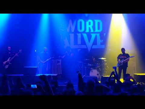 The Word Alive - Life Cycles - Live @ The Novo in Los Angeles 11/12/17