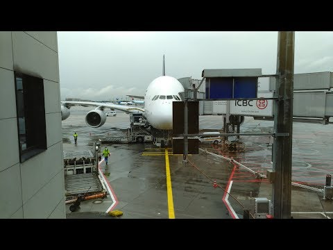 Singapore Airlines A380-800 First Class Suites FRA-SIN, Round the World 3-3
