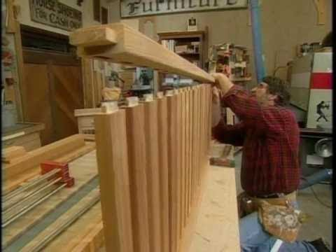 New Yankee Workshop - S16E13 - The Gardener's Dry Sink