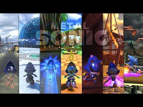 Sonic Forces : Episode Metal Playthrough