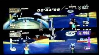 Sonic Riders Race 12- Tails Redeems Himself