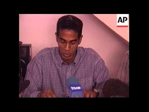 CUBA: CALL FOR DEMOCRATIC OPENING IN COMMUNIST CUBA