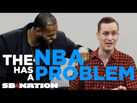 The real problem with NBA players resting