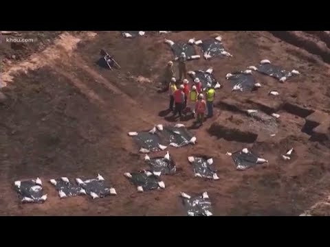 Fort Bend County judge stops work to move remains at ...