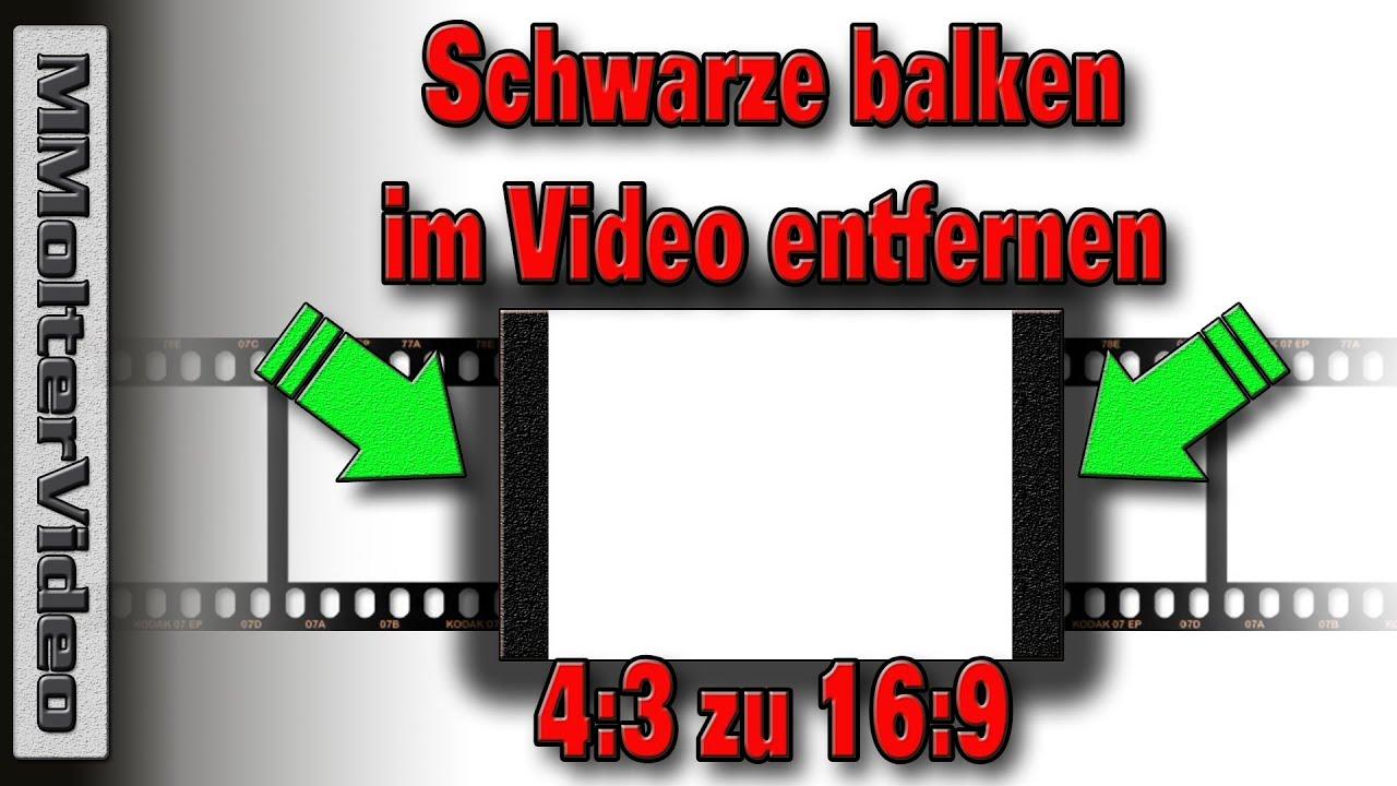 4:3 Video nach 16:9 umwandeln mit MAGIX Video deluxe und Pro X ...