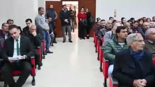 Tunceli'de İstihdam Seferberliği Toplantısı