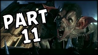 BATMAN Arkham Knight - Part 11 - JUMP Scares! (Gameplay Walkthrough)