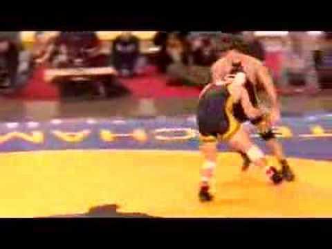 215: 2008 NJSIAA Individual Wrestling Championship